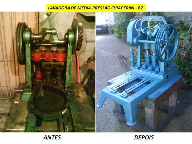 Lavadora Chiaperini B2